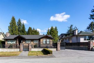 Main Photo: 928 CRESTWOOD Drive in Coquitlam: Harbour Place House for sale : MLS®# R2558034