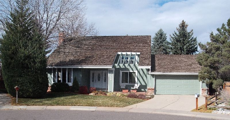 Main Photo: 7253 S. Harrison Way in Centennial: The Knolls House for sale (SSC)  : MLS®# 720051