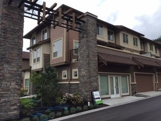 Photo 1: 10 10480 248 STREET in Maple Ridge: Albion Townhouse for sale : MLS®# R2074355