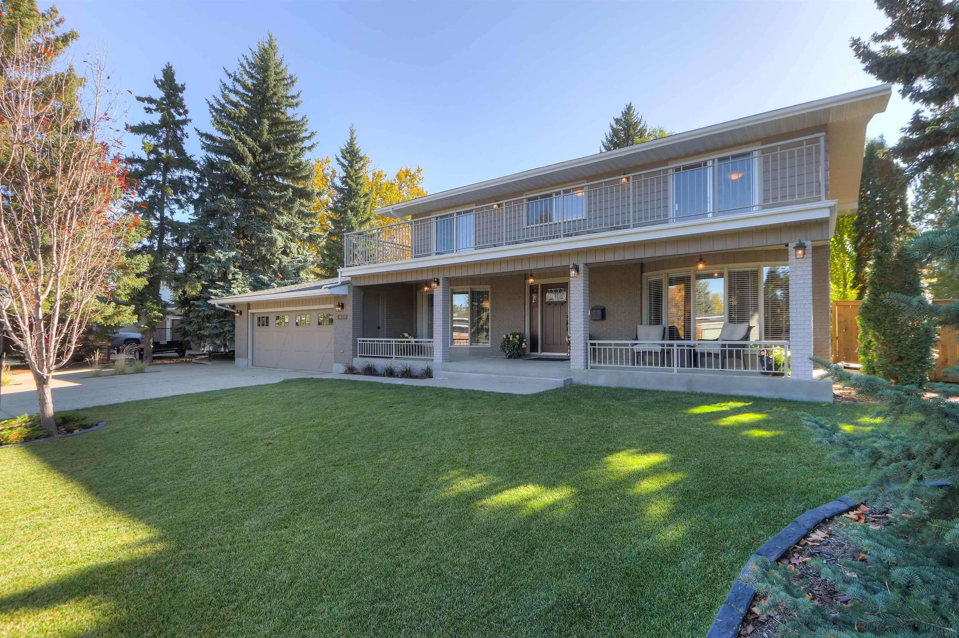 Main Photo: 14211 60 Avenue in Edmonton: Zone 14 House for sale : MLS®# E4266211