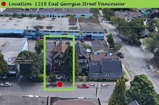 Photo 36: 1218 E GEORGIA Street in Vancouver: Strathcona Multi-Family Commercial for sale (Vancouver East)  : MLS®# C8037693