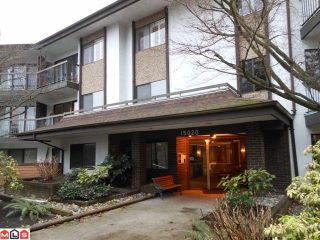 "Photo 1: # 115 15020 N BLUFF RD: White Rock Condo for sale in ""North Bluff Village"" (South Surrey White Rock)  : MLS®# F1200400"