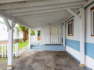 Photo 10: 18 1800 Perkins Rd in CAMPBELL RIVER: CR Campbell River North Manufactured Home for sale (Campbell River)  : MLS®# 828449
