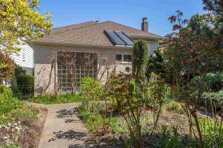 "Photo 1: 6146 ELM Street in Vancouver: Kerrisdale House for sale in ""KERRISDALE"" (Vancouver West)  : MLS®# R2577599"