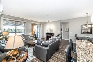 "Photo 3: 311 8157 207 Street in Langley: Willoughby Heights Condo for sale in ""Parkside 2 - Yorkson Creek"" : MLS®# R2238934"