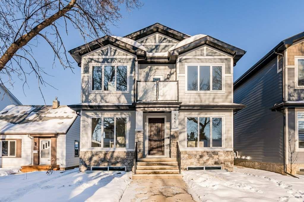 Main Photo: 9654 75 Avenue in Edmonton: Zone 17 House for sale : MLS®# E4225563