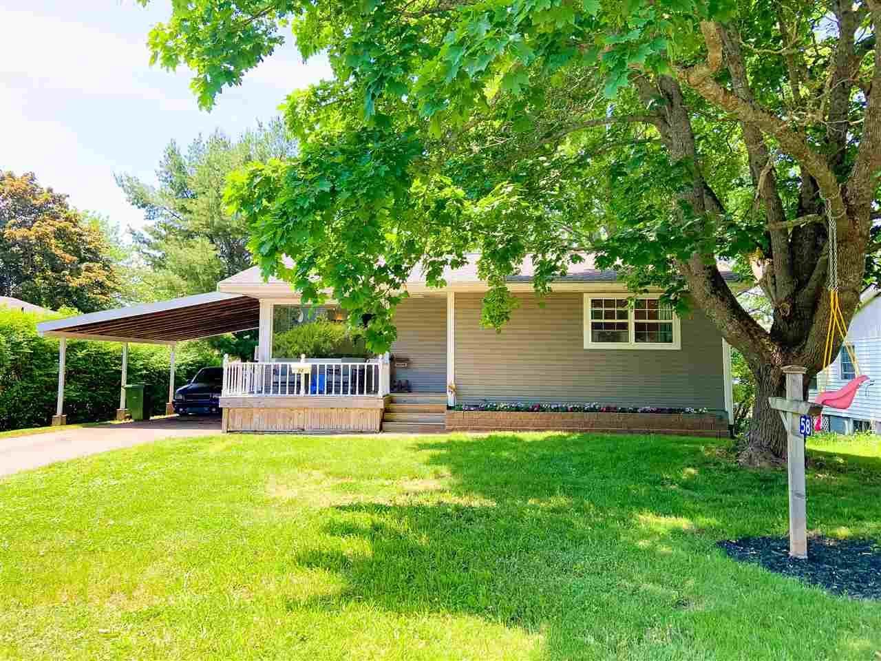 Main Photo: 58 Campbell Road in Kentville: 404-Kings County Residential for sale (Annapolis Valley)  : MLS®# 202010476