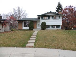 Photo 1: 312 DALGLEISH Bay NW in CALGARY: Dalhousie Residential Detached Single Family for sale (Calgary)  : MLS®# C3590245