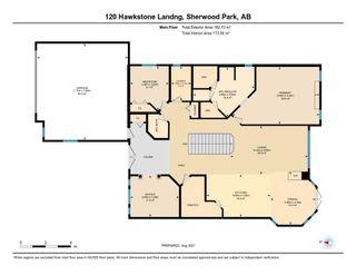 Photo 49: 120 HAWKSTONE Landing: Sherwood Park House for sale : MLS®# E4260429