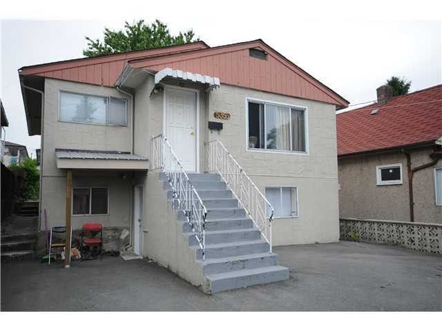 Main Photo: 5355 MCKINNON Street in Vancouver: Collingwood VE House for sale (Vancouver East)  : MLS®# V968141