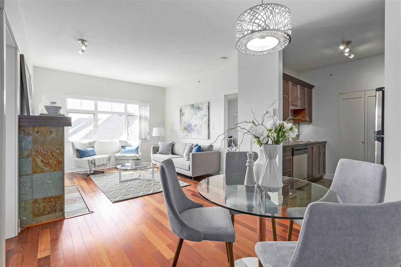 """Main Photo: 109 7388 MACPHERSON Avenue in Burnaby: Metrotown Condo for sale in """"Acacia Gardens"""" (Burnaby South)  : MLS®# R2174487"""