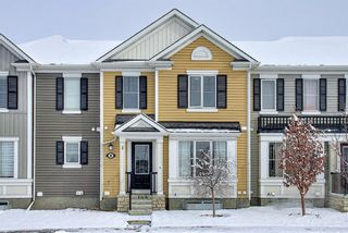 Main Photo: 6 Windford Drive SW: Airdrie Row/Townhouse for sale : MLS®# A1085624
