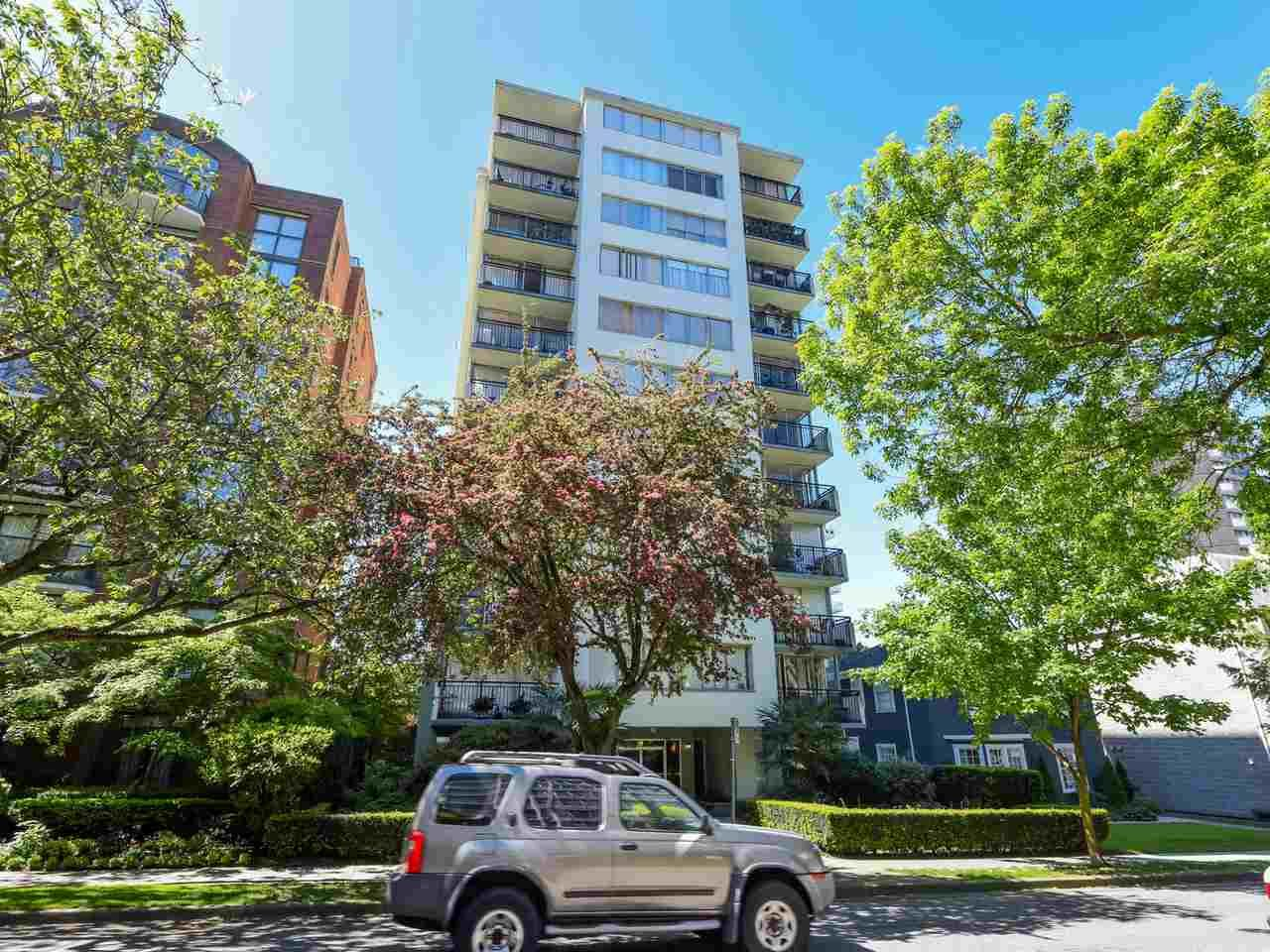 Main Photo: 502 1534 HARWOOD STREET in : West End VW Condo for sale : MLS®# R2067190