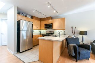"Photo 9: 408 108 W ESPLANADE Avenue in North Vancouver: Lower Lonsdale Condo for sale in ""Tradewinds"" : MLS®# R2113779"