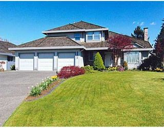 "Photo 1: 12330 206TH ST in Maple Ridge: Northwest Maple Ridge House for sale in ""ALVERA PARK"" : MLS®# V534196"