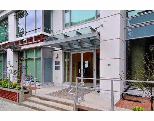 "Main Photo: 1406 821 CAMBIE Street in Vancouver: Downtown VW Condo for sale in ""RAFFLES"" (Vancouver West)  : MLS®# V756787"