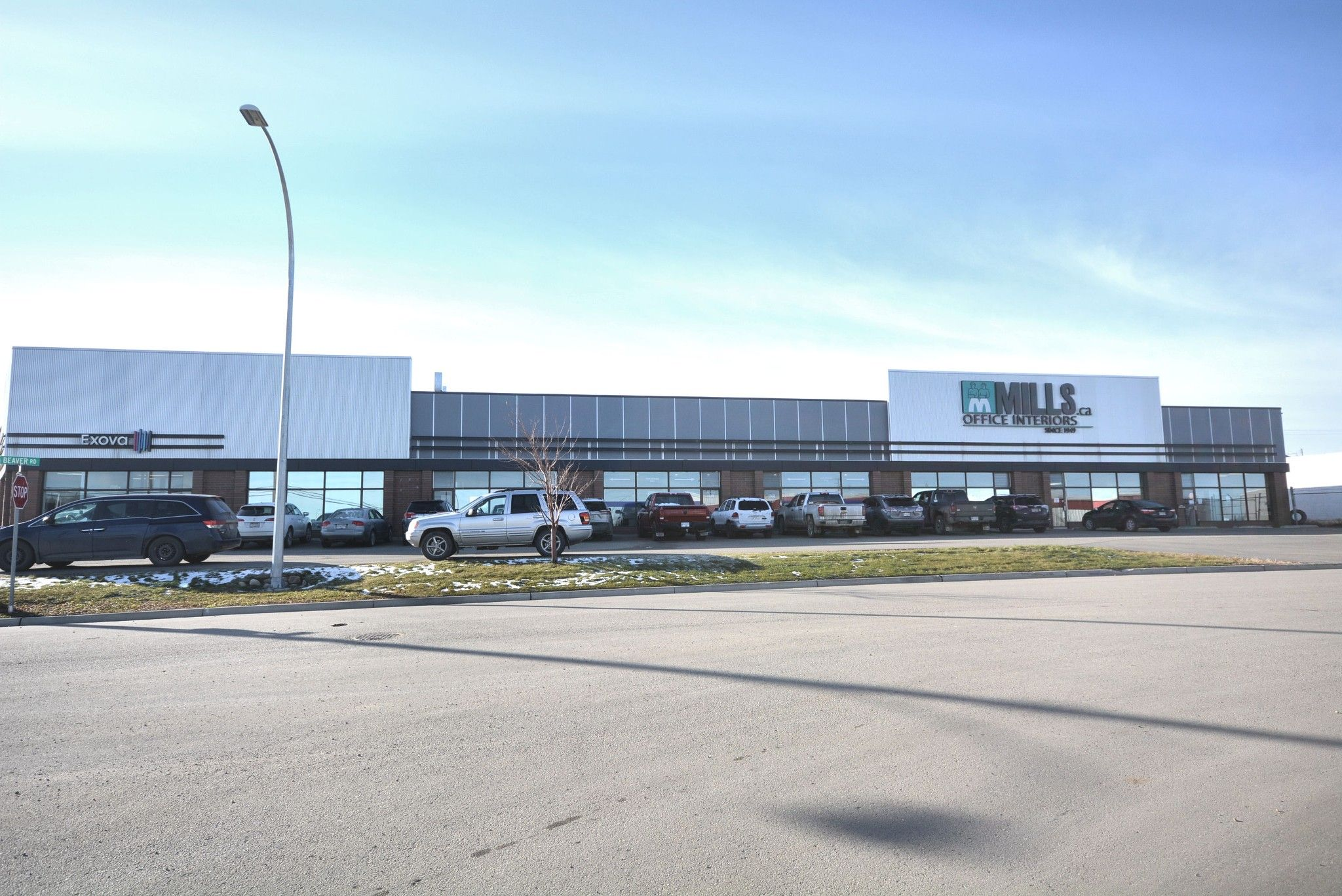 Photo 2: Photos: 8822 100 Street in Fort St. John: Fort St. John - City SW Industrial for sale (Fort St. John (Zone 60))