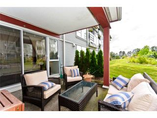 """Photo 3: 101 1880 E KENT Avenue in Vancouver: Fraserview VE Condo for sale in """"PILOT HOUSE AT TUGBOAT LANDING"""" (Vancouver East)  : MLS®# V900739"""