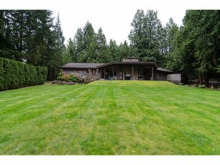 Photo 18: 13975 34TH Avenue in Surrey: Elgin Chantrell House for sale (South Surrey White Rock)  : MLS®# F1406775