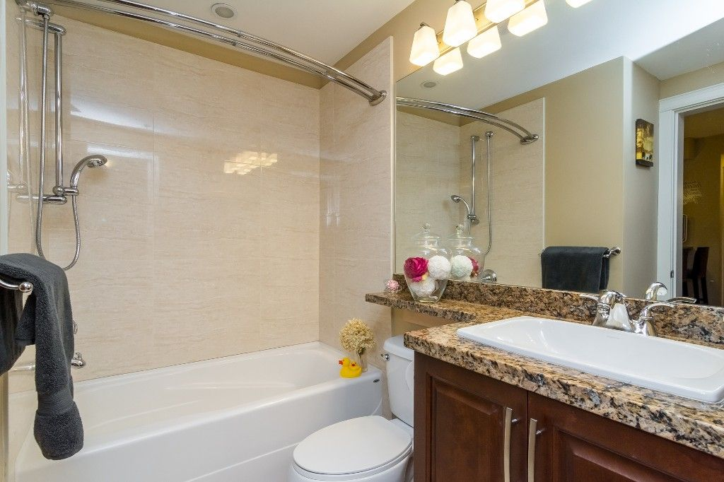 """Photo 29: Photos: 155 8328 207A Street in Langley: Willoughby Heights Condo for sale in """"YORKSON CREEK"""" : MLS®# R2201226"""