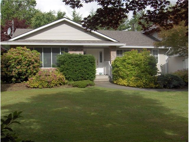 """Main Photo: 5755 245A Street in Langley: Salmon River House for sale in """"SALMON RIVER ESTATES"""" : MLS®# F1415014"""