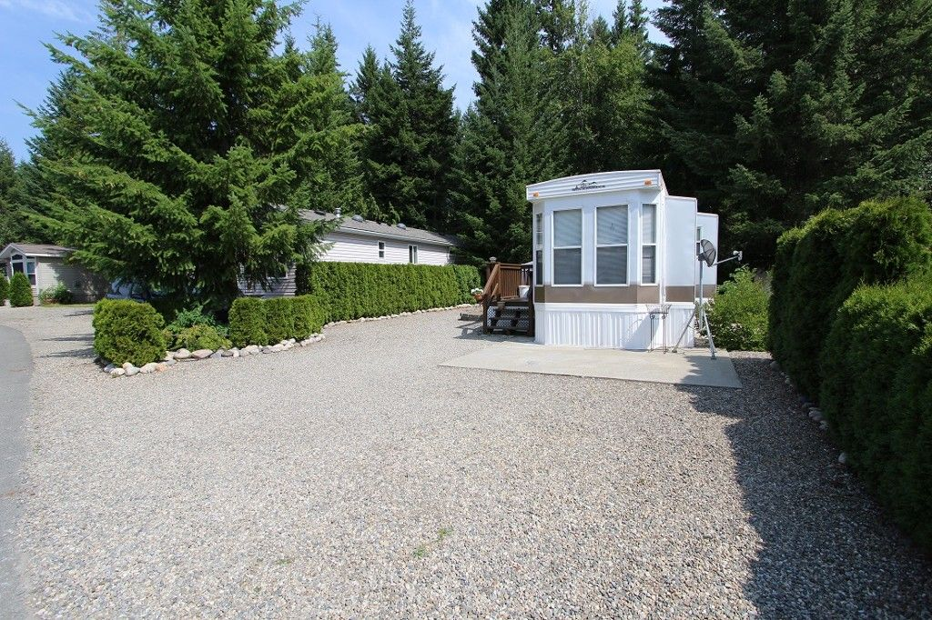 Main Photo: 212 3980 Squilax Anglemont Road in Scotch Creek: Recreational for sale : MLS®# 10086710