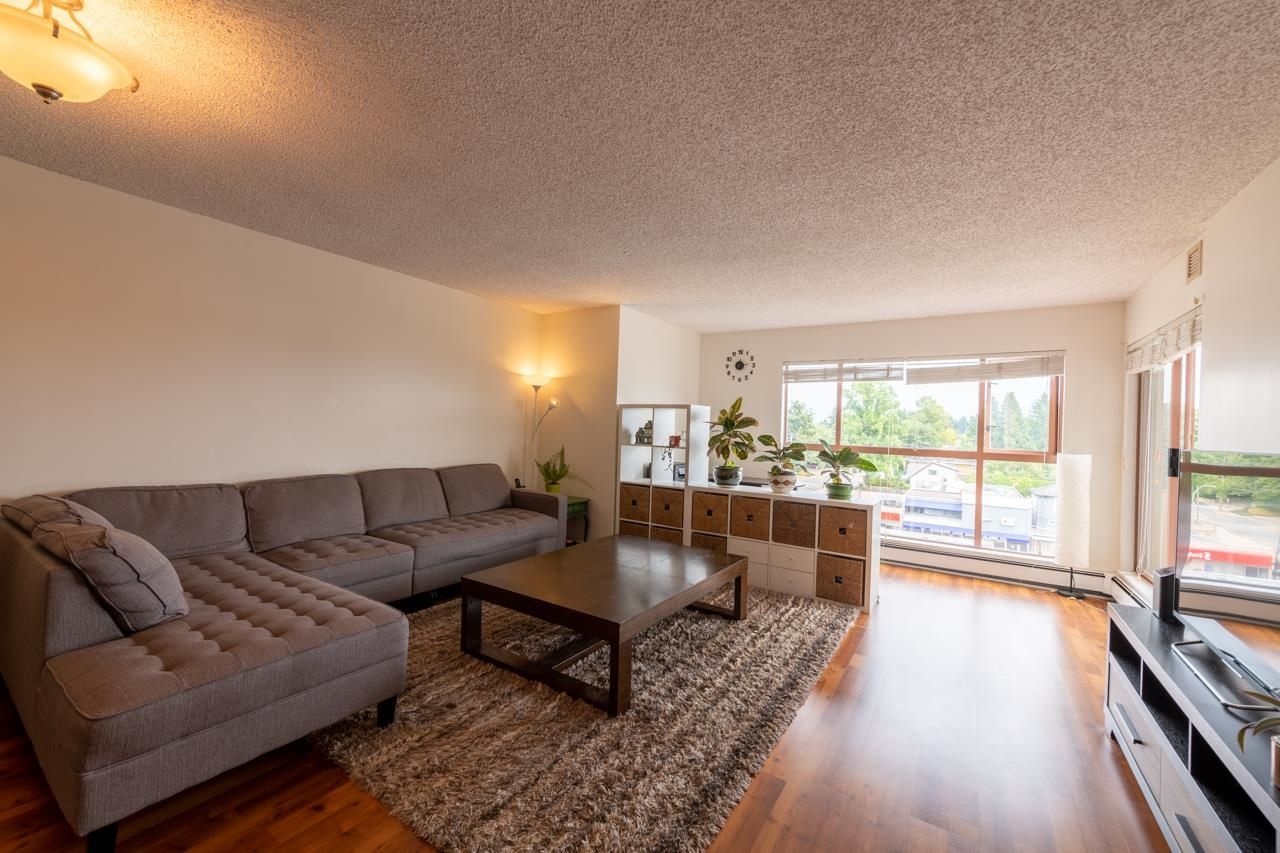 Main Photo: 706 612 FIFTH Avenue in New Westminster: Uptown NW Condo for sale : MLS®# R2611985