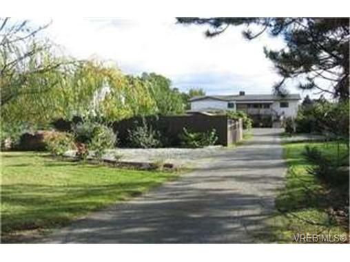 Main Photo:  in DUNCAN: NS Bazan Bay House for sale (North Saanich)  : MLS®# 445304