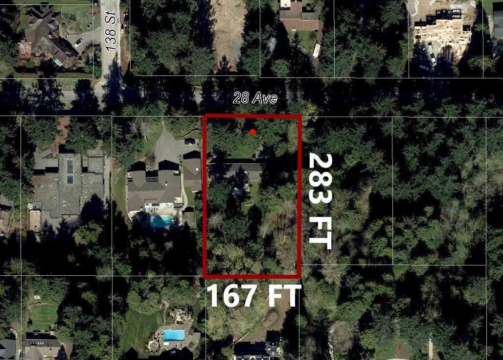 """Main Photo: 13824 28 Avenue in Surrey: Elgin Chantrell House for sale in """"SUNNYSIDE PARK"""" (South Surrey White Rock)  : MLS®# R2428866"""