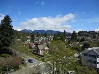 Photo 3: 703 1412 ESQUIMALT Avenue in West Vancouver: Ambleside Condo for sale : MLS®# V1058357