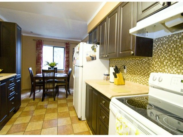 """Main Photo: 37 14111 104TH Avenue in Surrey: Whalley Townhouse for sale in """"HAWTHORNE PARK"""" (North Surrey)  : MLS®# F1302585"""