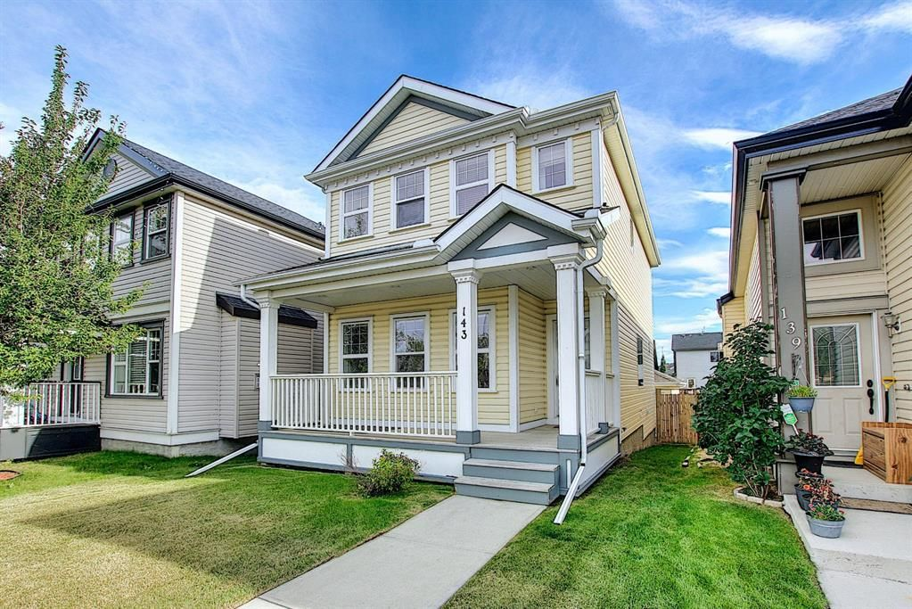 Main Photo: 143 EVERMEADOW Avenue SW in Calgary: Evergreen Detached for sale : MLS®# A1029045