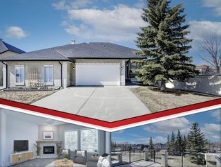 Photo 1: 79 Tuscany Village Court NW in Calgary: Tuscany Semi Detached for sale : MLS®# A1101126