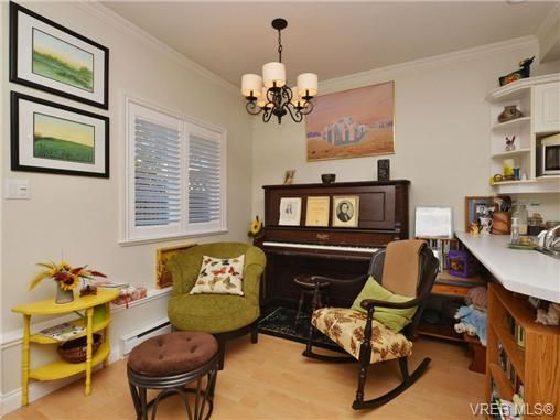 Photo 5: Photos: 2 225 Vancouver St in VICTORIA: Vi Fairfield West Row/Townhouse for sale (Victoria)  : MLS®# 699891