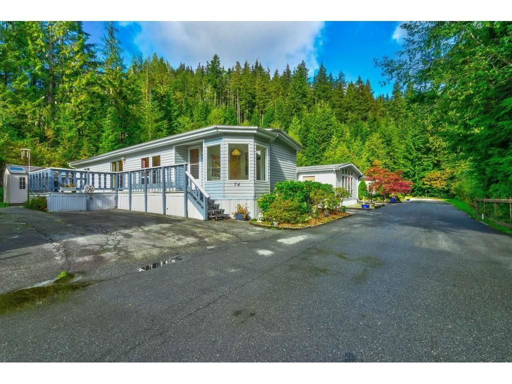 Main Photo: 74 3295 SUNNYSIDE Road: Anmore Manufactured Home for sale (Port Moody)  : MLS®# R2623107