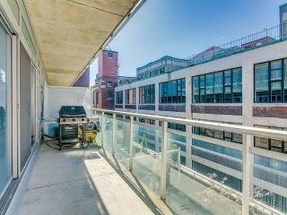 Photo 11: 233 Carlaw Ave Unit #610 in Toronto: South Riverdale Condo for sale (Toronto E01)  : MLS®# E3917314
