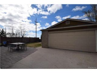Photo 20: 114 Pinetree Crescent in Winnipeg: Riverbend Residential for sale (4E)  : MLS®# 1709745