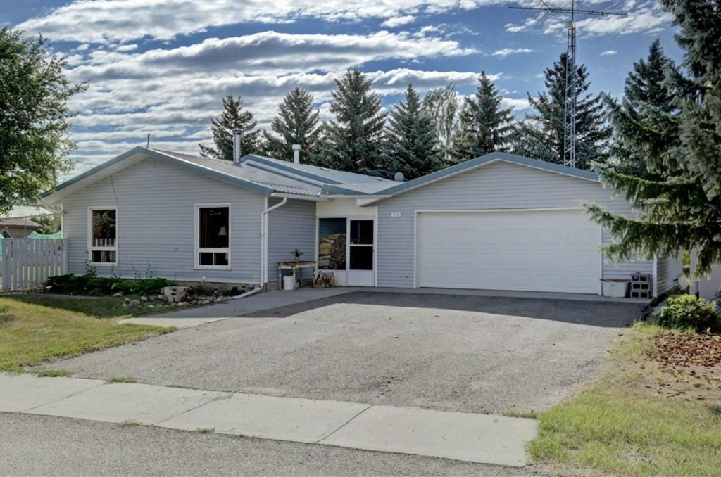 Welcome to 310 1st Ave North in Milo. Sitting on a gorgeous corner lot with a large double garage!