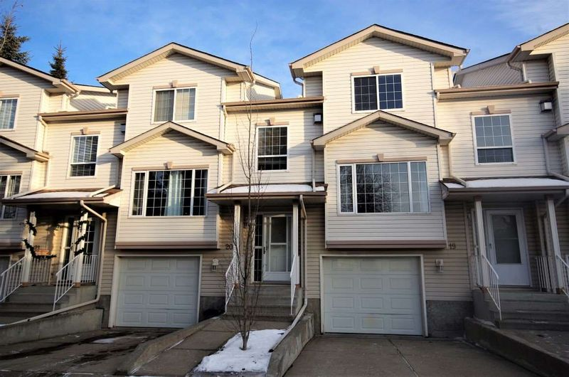 FEATURED LISTING: 19 - 9935 167 Street Edmonton