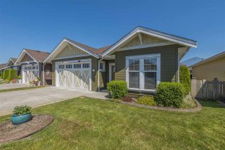 Photo 3: 59 7600 CHILLIWACK RIVER ROAD in Sardis: Sardis East Vedder Rd House for sale : MLS®# R2183349