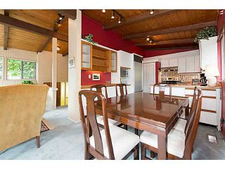 """Photo 5: 4220 CLIFFMONT Road in North Vancouver: Deep Cove House for sale in """"Deep Cove"""" : MLS®# V1081027"""