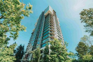 """Photo 3: 1101 301 CAPILANO Road in Port Moody: Port Moody Centre Condo for sale in """"The Residences at Suter Brook"""" : MLS®# R2578604"""