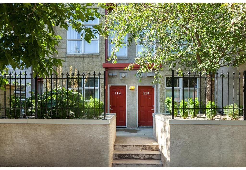 Main Photo: 112 315 24 Avenue SW in Calgary: Mission Apartment for sale : MLS®# A1107189