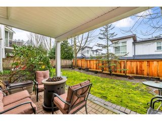 "Photo 20: 21 6110 138 Street in Surrey: Sullivan Station Townhouse for sale in ""SENECA WOODS"" : MLS®# R2436606"