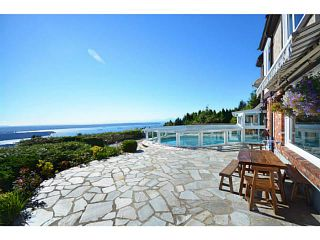 Photo 3: 1182 EYREMOUNT in West Vancouver: British Properties House for sale : MLS®#  V1037986