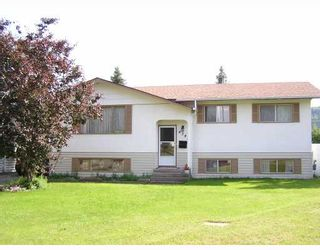 """Photo 1: 4345 DOME Avenue in Prince_George: Foothills House for sale in """"FOOTHILLS"""" (PG City West (Zone 71))  : MLS®# N193764"""