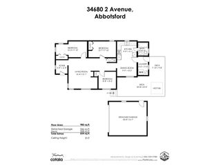 """Photo 40: 34680 2ND Avenue in Abbotsford: Poplar House for sale in """"HUNTINGDON VILLAGE"""" : MLS®# R2528448"""