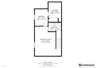 """Photo 34: 8320 88 Street in Fort St. John: Fort St. John - City SE 1/2 Duplex for sale in """"MATTHEWS PARK"""" (Fort St. John (Zone 60))  : MLS®# R2602097"""