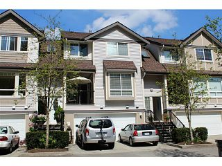 "Photo 1: # 16 23233 KANAKA WY in Maple Ridge: Cottonwood MR Townhouse for sale in ""RIVERWOODS"" : MLS®# V1004665"