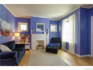 Photo 5: 93 Arlington Street in Winnipeg: West End / Wolseley Residential for sale (West Winnipeg)  : MLS®# 1617427